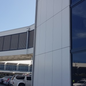 Perth Airport Skybridge