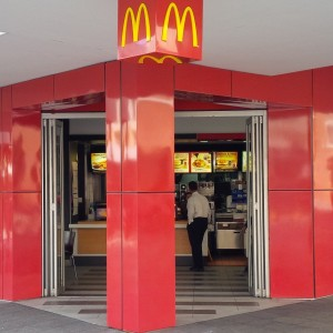 McDonalds Perth CBD