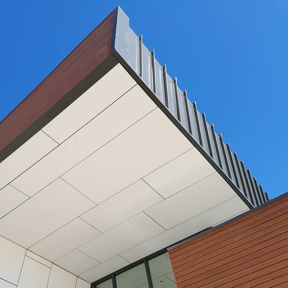 BLUECHIP   Cladding Adhesive System, SikaTack Panel System from Sika